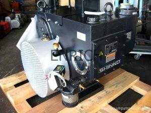 Oil Sealed Rotary Vacuum Pump