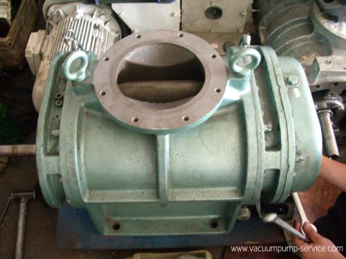 Repairing Mechanical Booster Vacuum Pumps