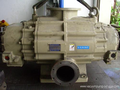 Mechanical Booster Vacuum Pumps