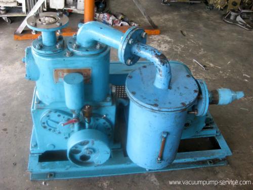 Oil-sealed Rotary Vacuum Pumps