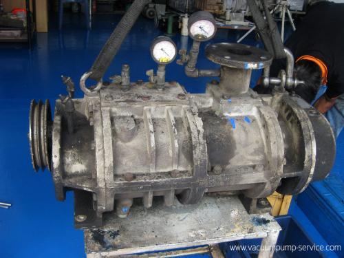 Three-Lobes & Screw  &  Claw Vacuum Pumps & Blower