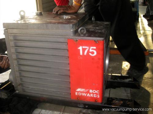 Single-stage Rotary Vane Vacuum Pumps