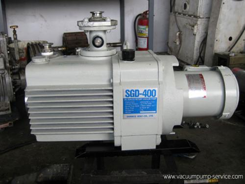 Two-stage Rotary Vane Vacuum Pumps Maintenance & Services